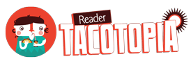 Reader Tacotopia May 2018 Logo