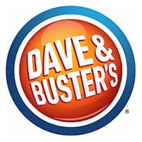 Dave and Buster's San Diego tacos