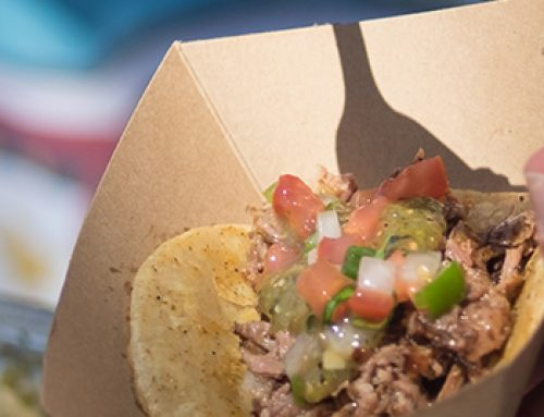 This Latin American Menu Brings Taco Fire
