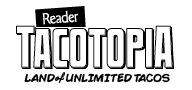 Reader Tacotopia May 2020 Logo